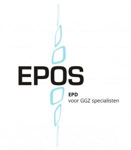Logo van Epos - het EPD voor GGZ specialisten