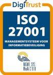 Logo DigiTrust ISO 27001